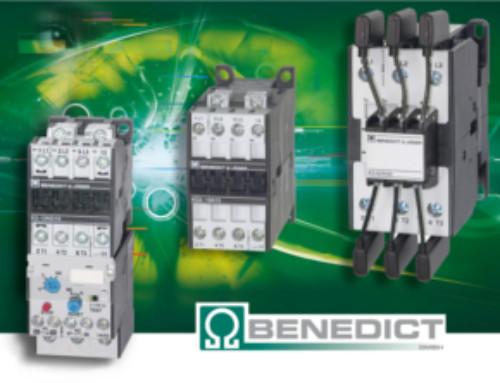 Benedict – nizkonapetostne stikalne naprave