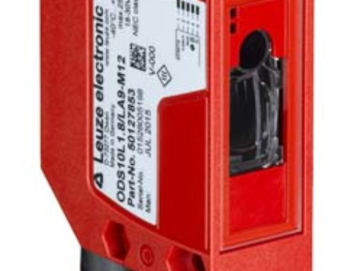 Mjerna fotoćelija ODS10 za aplikacije u logistici