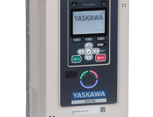 GA700 – Fleksibilan i jednostavan frekventni pretvarač