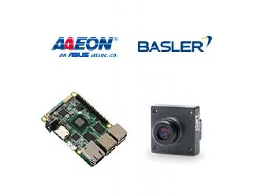 Embedded Vision Starter Kit za Baslerovu USB kameru