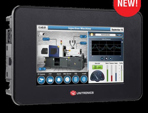 """UniStream® 5"""" – Programabilni Logički Kontroler sa integriranim HMI"""