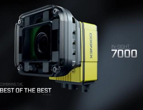In-Sight 7000 pametna kamera