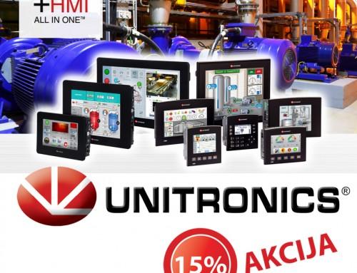 AKCIJA -15% na sve UniStream modele PLC-ova