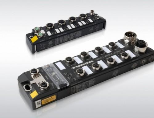 Ethernet moduli za jednostavnu integraciju Turck RFID sistema