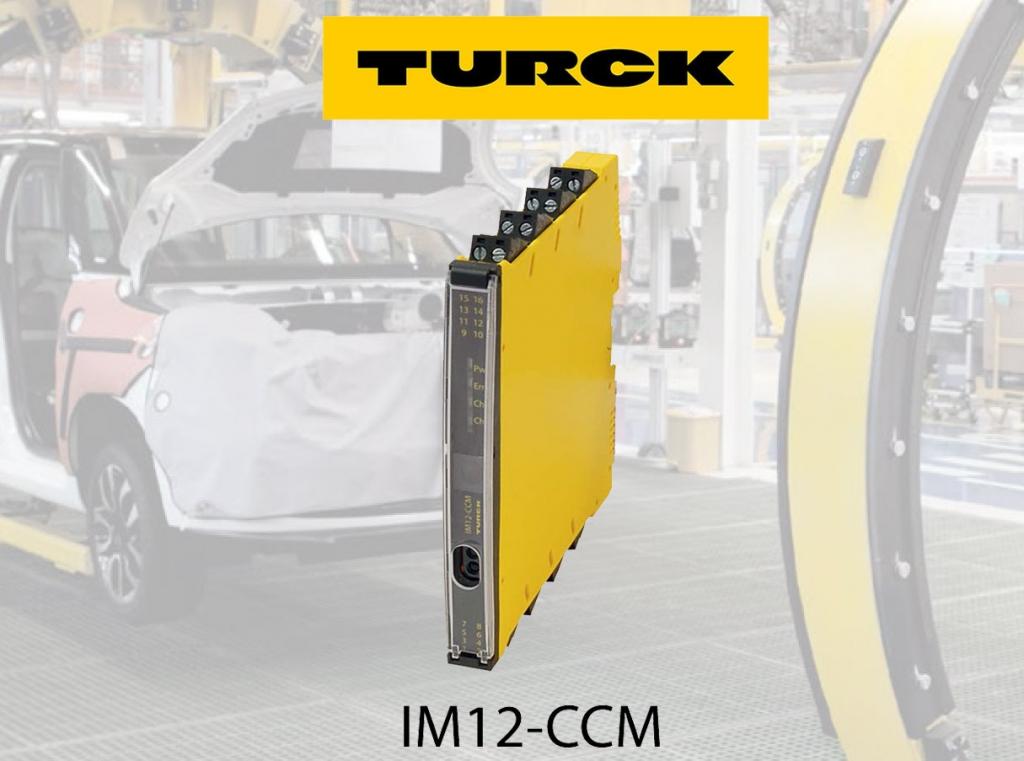 Kontrola elektro-ormara sa sigurnosnim modulom IM12-CCM
