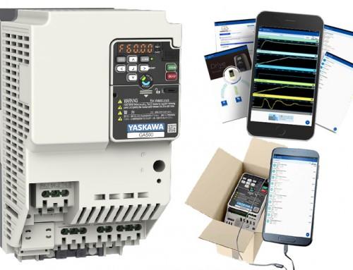 GA500 AC mikro invertor za industrijske aplikacije