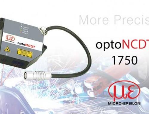 Laserski triangulacijski senzor za zahtjevne industrijske aplikacije