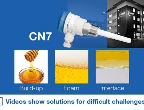 Aplikacije mjerenja pomoću CN7 kapacitivnog senzora