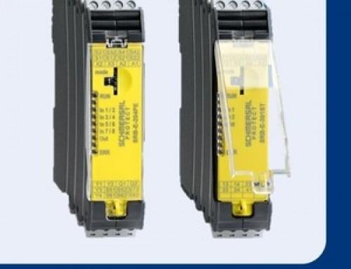 Schmersal-sigurnosni relejni modul SRB-E