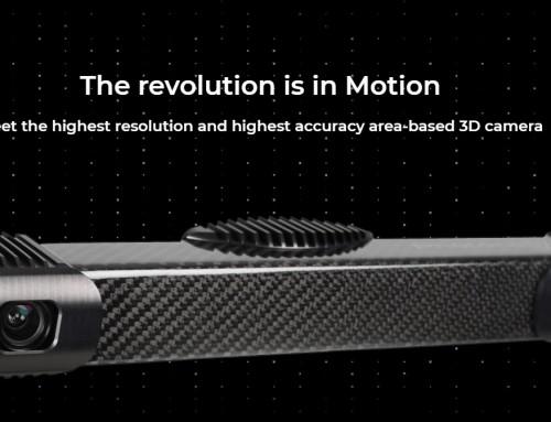 3D kamera za machine vision Photoneo MotionCam-3D