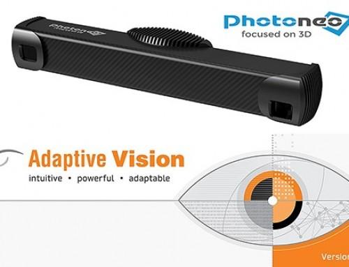 Beskontaktno mjerenje sa 3D machine visionom